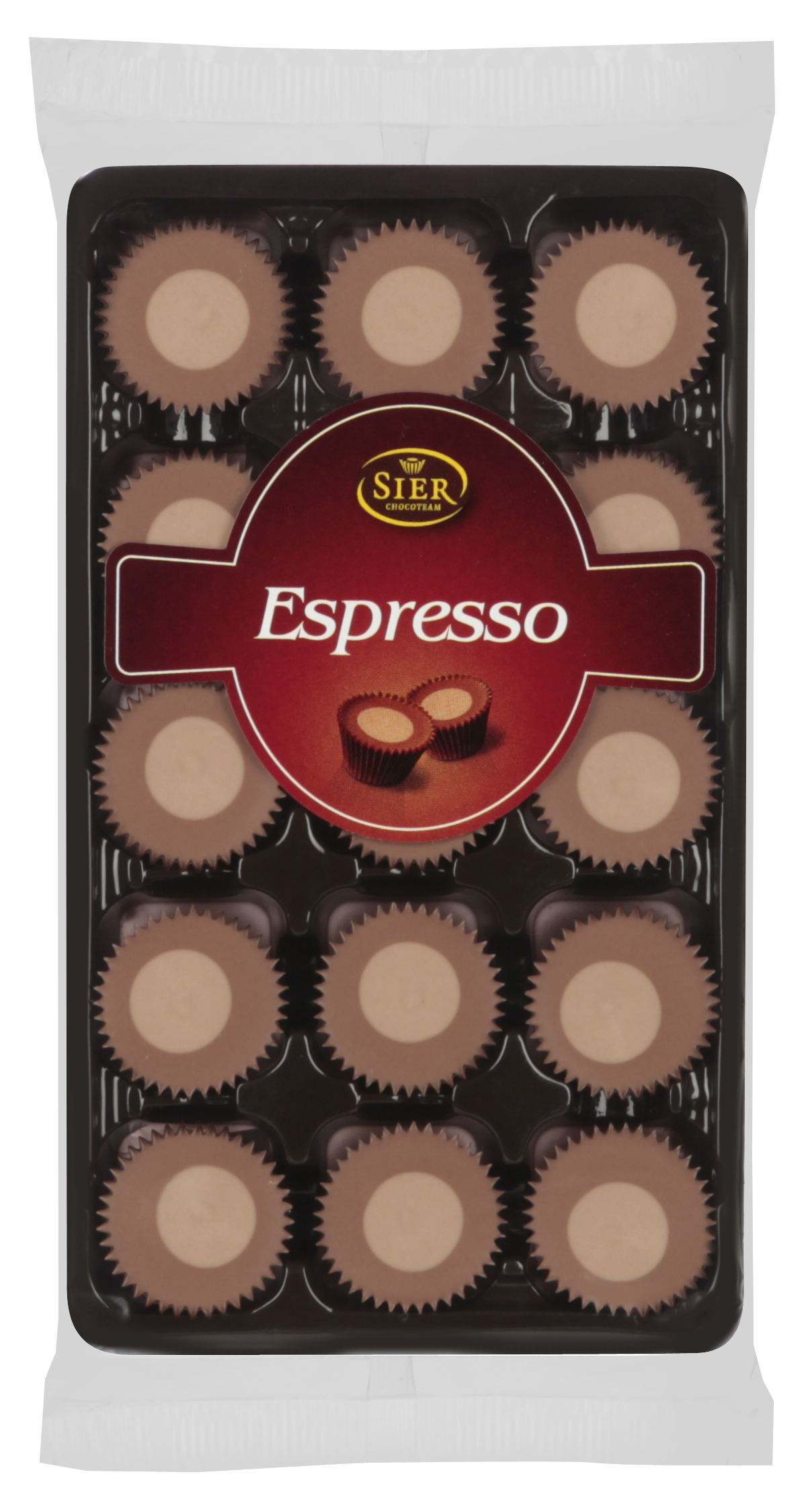Sier Espresso Chocolate Ice Cups 4.4oz from http://www.thedutchstore ...