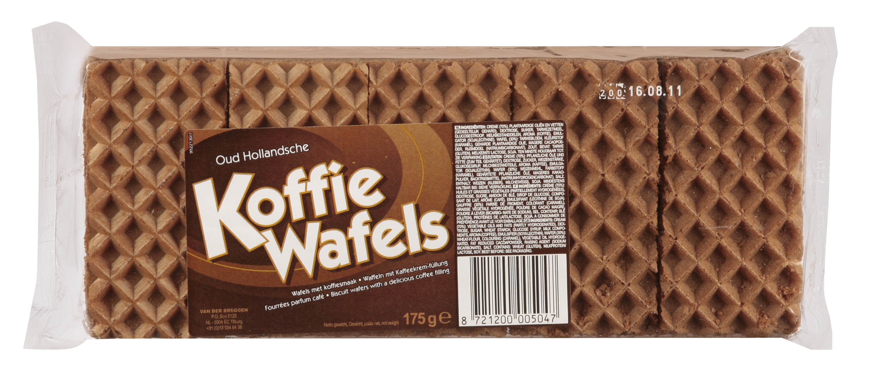 Coffee Wafers